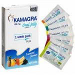 Kamagra Zselé (Sildenafil 100 mg)